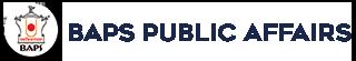 BAPS Public Affairs Logo