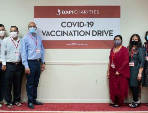 April 19, 2021: COVID-19 Vaccination Drive 2021 in Orlando, FL